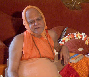 His Holiness Jagadguru Shankaracharya